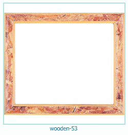 wooden Photo frame 53