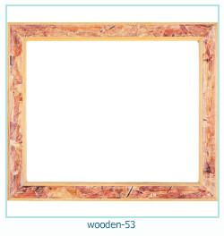लकड़ी के फोटो फ्रेम 53