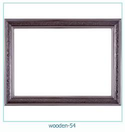 wooden Photo frame 64