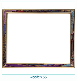 wooden Photo frame 55