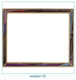 लकड़ी के फोटो फ्रेम 55