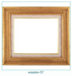 लकड़ी के फोटो फ्रेम 57