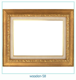 wooden Photo frame 58