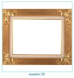 wooden Photo frame 59