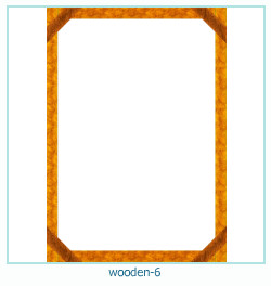 wooden Photo frame 6
