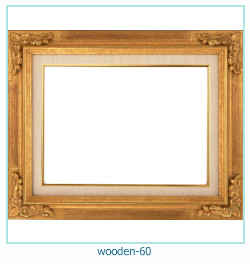 wooden Photo frame 60