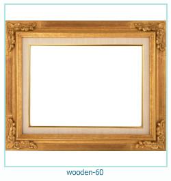 लकड़ी के फोटो फ्रेम 60