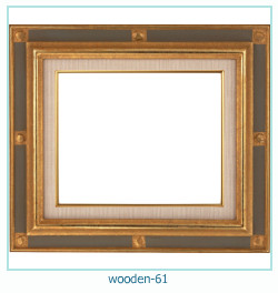wooden Photo frame 61