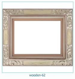 लकड़ी के फोटो फ्रेम 62
