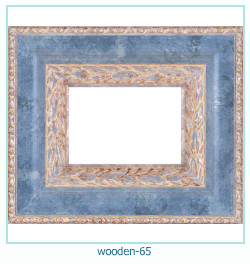 wooden Photo frame 65