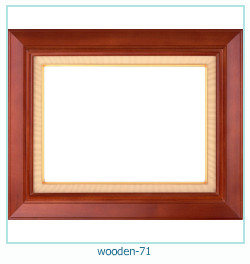 wooden Photo frame 71