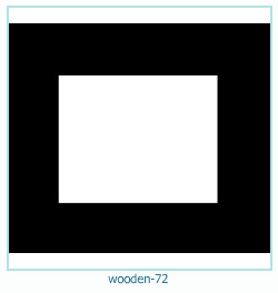 wooden Photo frame 72