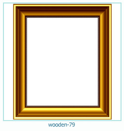wooden Photo frame 79