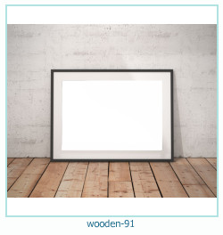 wooden Photo frame 91