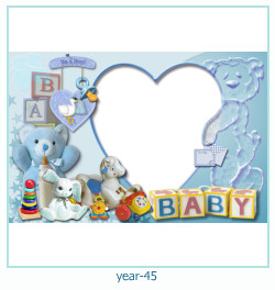 baby Photo frame 45