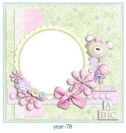 baby Photo frame 78